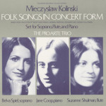 Album: Folk Songs in Concert Form