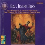 Album: Music of Srul Irving Glick